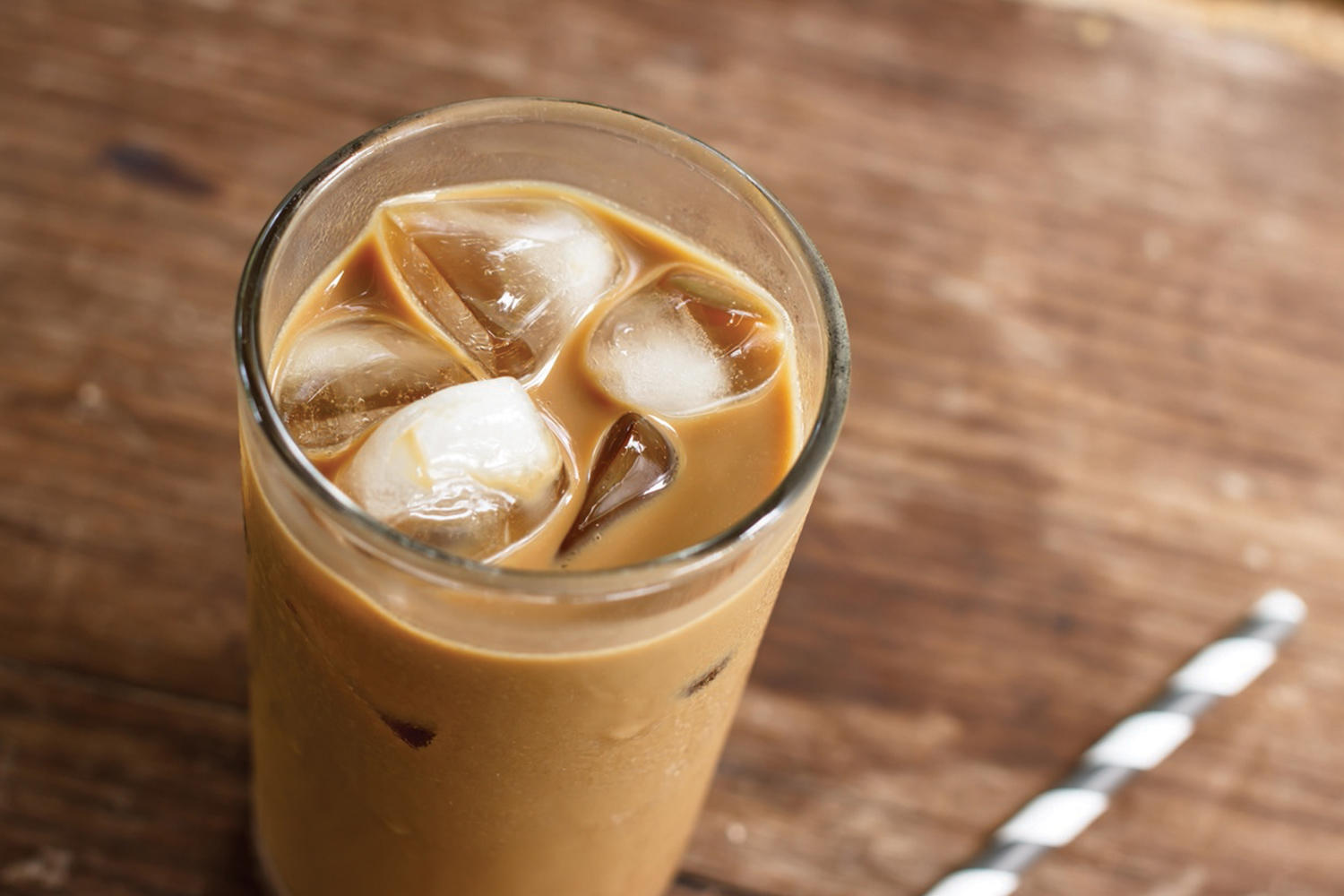 Instead of brewing coffee with hot water, chilling it, and diluting it with ice, you let the grounds sit, undisturbed